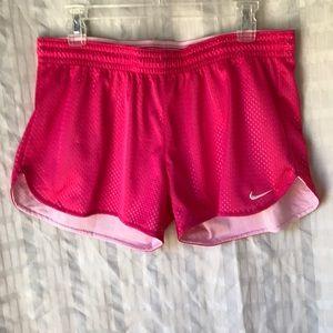 Nike Dri Fit running sport activity shorts Sz M